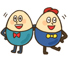 Mr.egg&Friends sticker #83061