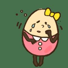 Mr.egg&Friends sticker #83064