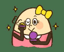 Mr.egg&Friends sticker #83068