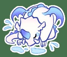 wing&tail (dragon) sticker #83206