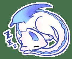 wing&tail (dragon) sticker #83225
