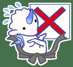 wing&tail (dragon) sticker #83228