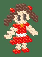 Beads kids sticker #83436