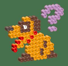 Beads kids sticker #83444