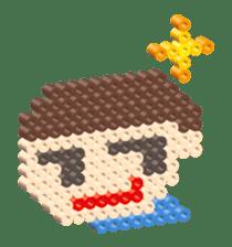 Beads kids sticker #83452