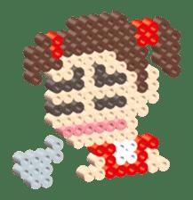 Beads kids sticker #83454