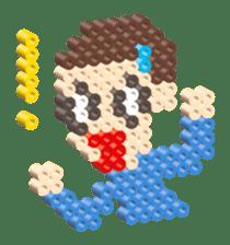 Beads kids sticker #83455