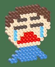 Beads kids sticker #83456