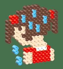 Beads kids sticker #83458