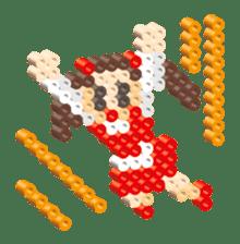 Beads kids sticker #83464