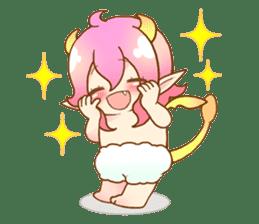 Little Devil sticker #83477