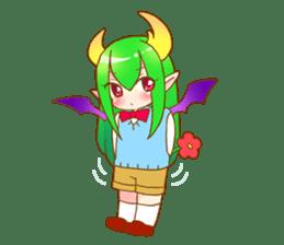 Little Devil sticker #83495