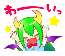 Little Devil sticker #83496