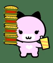 Collection! Mr. Animal sticker #83525