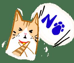 Nanao and Natasha sticker #84007