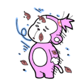 Momo-chan sticker #84239