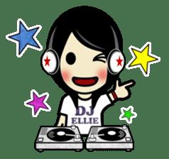 LOVE & MUSIC & PEACE !! sticker #85236