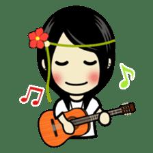 LOVE & MUSIC & PEACE !! sticker #85238