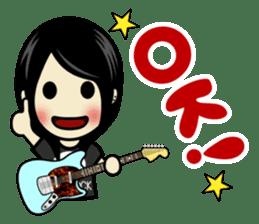 LOVE & MUSIC & PEACE !! sticker #85248