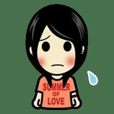 LOVE & MUSIC & PEACE !! sticker #85250