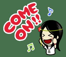 LOVE & MUSIC & PEACE !! sticker #85253
