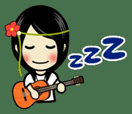 LOVE & MUSIC & PEACE !! sticker #85257