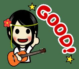 LOVE & MUSIC & PEACE !! sticker #85260