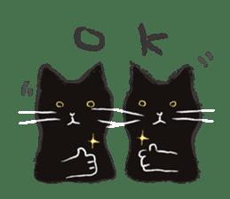 cat's day sticker #85276