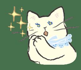 cat's day sticker #85283