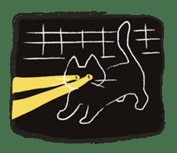cat's day sticker #85290