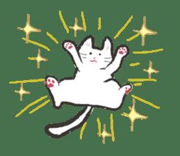 cat's day sticker #85296