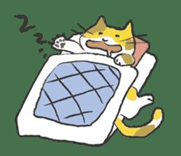 cat's day sticker #85300
