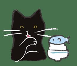 cat's day sticker #85302
