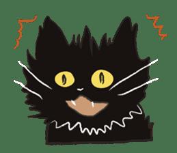 cat's day sticker #85309