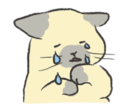 cat's day sticker #85312