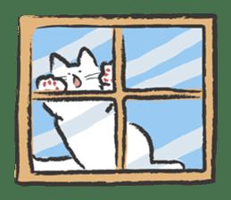 cat's day sticker #85315