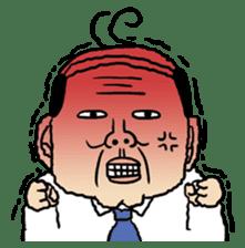 Ojisan Sticker sticker #85846