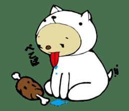 I am kigurumin sticker #85958