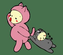 I am kigurumin sticker #85968