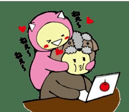 I am kigurumin sticker #85980