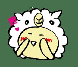 I am kigurumin sticker #85983