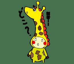 I am kigurumin sticker #85986