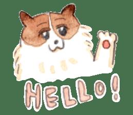 good boy mailo sticker #86116