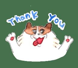 good boy mailo sticker #86121