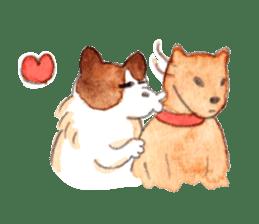 good boy mailo sticker #86132