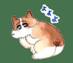 good boy mailo sticker #86134