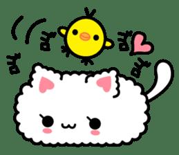 moko-neko sticker #86397