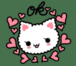 moko-neko sticker #86398