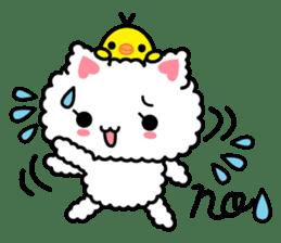 moko-neko sticker #86399