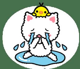 moko-neko sticker #86402